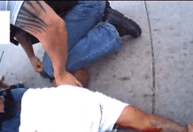 'F**k your breath': Police Officer Response To A Dying, Unarmed, Black Man Shot In The Back