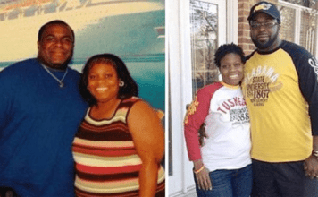 True Love: Man Loses 70 Pounds Pounds To Donate Kidney To Wife