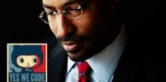 """Van Jones: """"I Will Teach 100,000 African American Children Computer Coding"""" Via His Program #YesWeCode"""