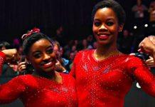 #BlackGirlsRock Gymnastics: Simone Biles & Gabby Douglas Win Gold & Silver at World All-Around