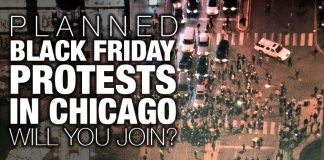 Black Friday Protests Planned For Chicago's Famous Michigan Ave Shopping District 3