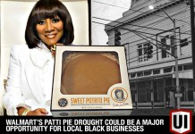 Walmart's Patti Pie Drought Could Be a MAJOR Opportunity for Local Black Businesses