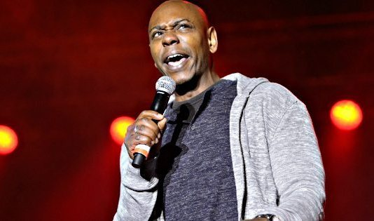 "Dave Chappelle: ""If Cops Shot This many Trannies, You'd Be Like 'It's a God Damn Conspiracy'"""