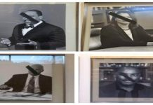 """Racist Defaces African American Faculty's Portraits at Harvard University in """"Post Racial America"""""""
