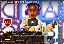 3 Yr Old DJ Youngest To Win SA's Got Talent Ever | His Father's Response to What's Next Is the BEST! [VIDEO] 2