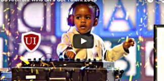 3 Yr Old DJ Youngest To Win SA's Got Talent Ever   His Father's Response to What's Next Is the BEST! [VIDEO] 2