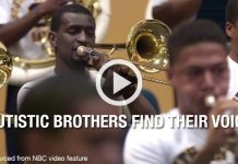 Autistic Brothers Find Their Voice In One Of The Country's Best Marching Bands!