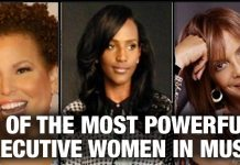 Three Of The Powerful Female Executives in Music Are Black!