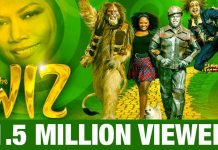 The Wiz Live And Its All-Black Cast Draws 11.5 Million Viewers!!