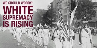 WHITE SUPREMACISTS RISING: Organized 'Martyr' Day For This Weekend!