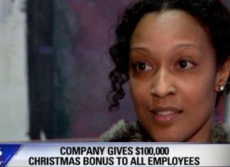 Six Figure Holiday Bonus for EVERY SINGLE Employee! -- (VIDEO) 1