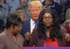 """Trump Asks His Black Female Supporters To """"Do A Little Routine"""""""