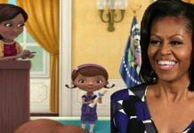 First Lady Michelle Obama's Doc McStuffins Appearance Remains POWERFUL Imagery for Black & Brown Girls
