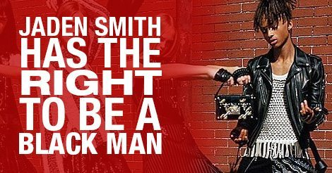 """Jaden Smith Has The Right To Be A """"Black Man"""" Women's Clothes, Gay Or Straight, However He Comes..."""