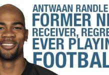 Antwaan Randle El, Former NFL receiver, Regrets Ever Playing Football