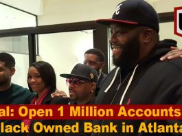 Killer Mike Has a Goal to Open 1 Million Accounts at This Atlanta Black Owned Bank & Got Usher, Dupri Involved 3