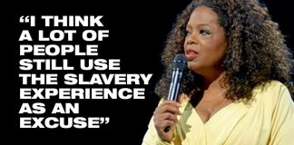 """Oprah On Reparations: """"I Think a lot of People Still Use Slavery as an Excuse"""""""