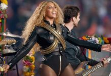 Beyonce's 'Formation' Super Bowl Performance Gets Her Banned in the United Kingdom | Think Bey Cares?