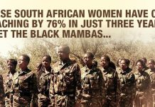 These South African Women have Cut Poaching By 76% In Just Three Years! Meet The Black Mambas... 2