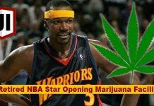 Retired NBA Star Cliff Robinson To Open A Marijuana Business 1
