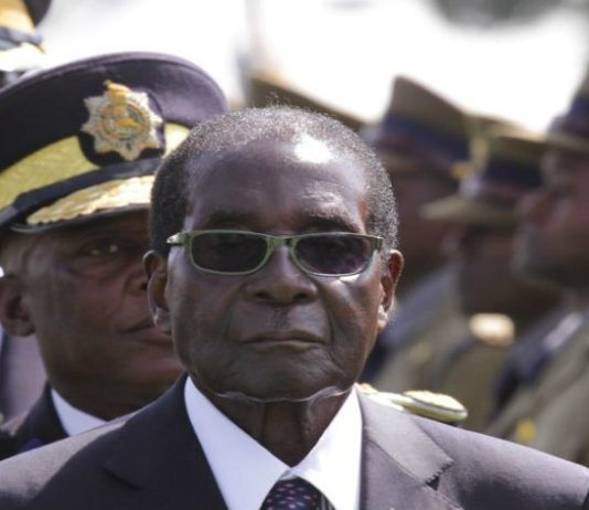 Zimbabwe's President Served Private Diamond Miners Their Eviction Notices