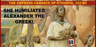 The Empress Candace Of Ethiopia, 332 BC, Who Humiliated Alexander The Greek! 2
