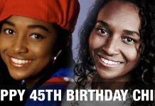 HAPPY BIRTHDAY: At 45 TLC's Chilli Looks Awesome, Must Be Her Healthy Soul Food And Beachbody Regime!