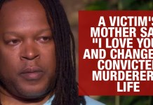 """A Victim's Mother Said """"I Love You"""" And Changed A Convicted Murderer's Life"""