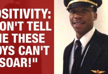 """POSITIVITY: """"Don't tell me these boys can't soar!"""" 2"""
