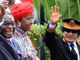 Mugabe Revives Gaddafi's Dream of a United States of Africa