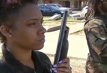 Gun Toting Hate Group Stalking Mosque got a Taste of Their Own Medicine