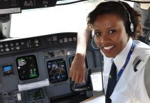 Meet The Top African Female Pilots Dominating The Aviation Industry in Africa