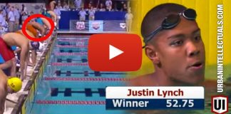 WATCH HIM FLY THROUGH THE WATER: At 17 This Boy Just Broke Michael Phelps 100M Butterfly Records