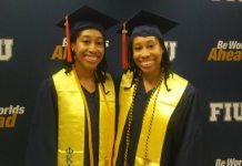 Black Girl Magic: Twin Sisters Graduate from FIU with Highest GPA and Tech Degrees