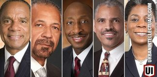 WTF: These Are All The Black CEO's OF The ENTIRE Fortune 500...