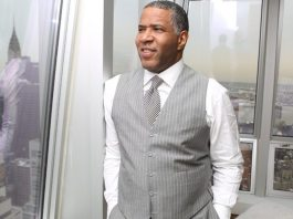 Billionaire Robert F. Smith Named Carnegie Hall's New Chairman, the First African American