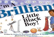 This Encouraging New Children's Book Inspires Black Boys to 'Be Brilliant'