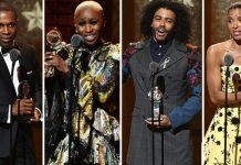 Black Actors Sweep the 2016 Tony Awards Four Major Categories & Guess Whose Complaining?