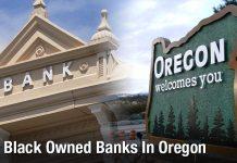 Black Owned Banks In Oregon