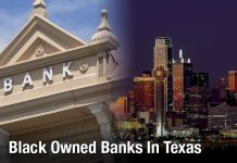 Black Owned Banks In Texas