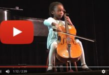6 Year Old Cello Prodigy - Listen to Her Beautiful Performance And Learn More About Her...