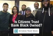 Is Citizens Trust Bank Black Owned?