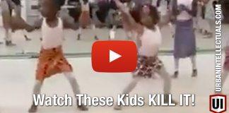 WOAH, LOVE THEM: Watch These Kids Kill It On The Dancefloor