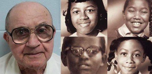 Former KKK Killer of 4 Black Girls in 16th Street Baptist Church Bombing Denied Parole