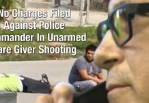 SMH: No Charges Filed Against Police Commander In Unarmed Care Giver Shooting