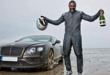 Idris Elba Breaks United Kingdom's 'Flying Mile' Speed Record After More Than 80 Years