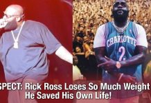 RESPECT: Rick Ross Loses So Much Weight He Saved His Own Life!