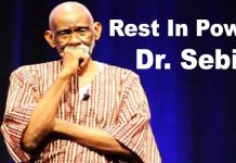 Dr. Sebi Dies After Developing Pneumonia While in Police Custody | Who Will Continue His Important Work?