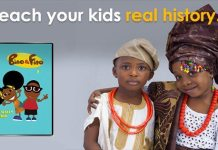 Did You Know There Is A Cartoon That Teaches Our Kids Real Afrikan History? 2
