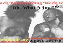 Did You Know That There Was Black BreastFeeding Week?